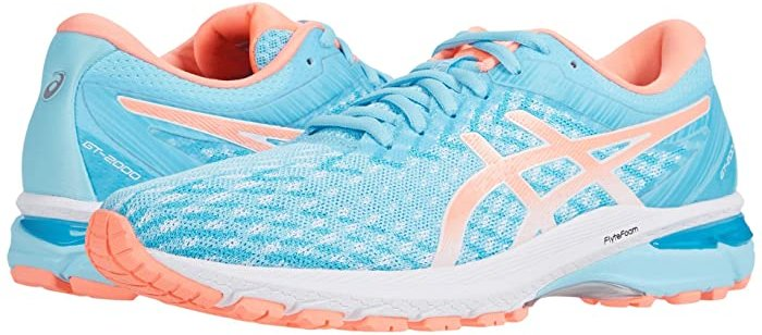 GT-2000 8 (Ocean Decay/Sun Coral) Women's Shoes
