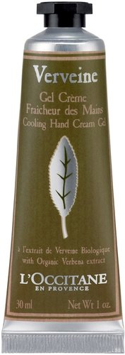 Verbena Cooling Hand Cream Gel, Size 1 oz