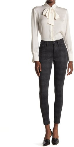 T Tahari Plaid Ponte Pants at Nordstrom Rack