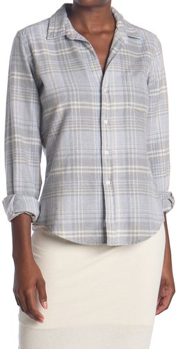 FRANK & EILEEN Barry Plaid Flannel Classic Tailored Fit Shirt at Nordstrom Rack