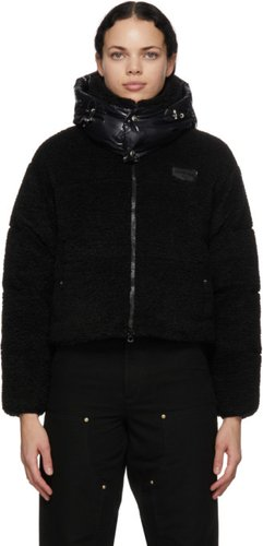 Black Down Antares Jacket