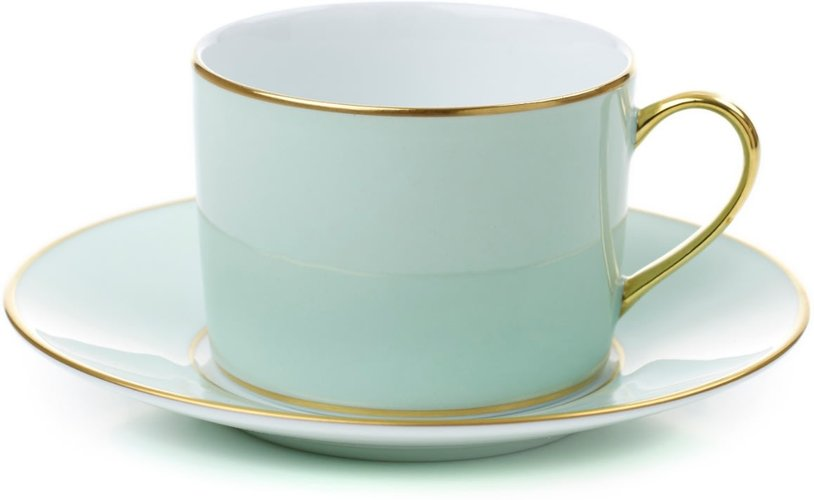 Empire Tea Cup And Saucer