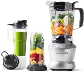 1200W Blender Combo with Single Serve Cups, Created for Macy's