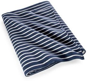 Classic Striped Weave King Bed Blanket Bedding
