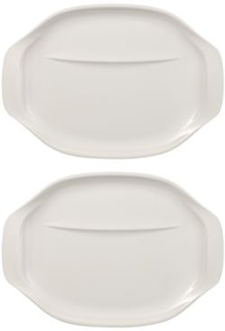 Bbq Passion Collection Barbecue Plates, Set of 2