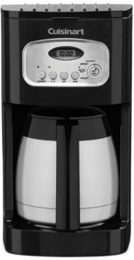 Dcc-1150BK 10-Cup Thermal Programmable Coffee Maker