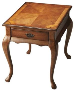Butler Grace Burl End Table