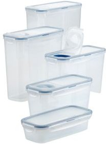 Easy Essentials 10-Pc. Pantry Food Storage Set, Created for Macy's