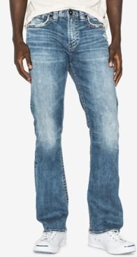 Craig Easy Fit Bootcut Stretch Jeans