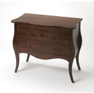 Butler Rochelle Antique Walnut Chest