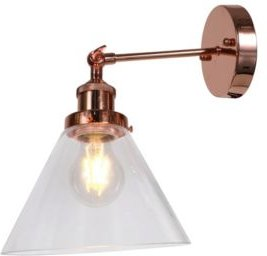 """Buris 9.45"""" 1-Light Indoor Wall Sconce with Light Kit"""
