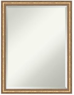 Fluted 20x26 Wall Mirror