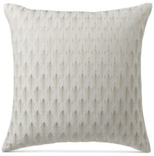"""Closeout! Hotel Collection Plume 20"""" Square Decorative Pillow, Created for Macy's Bedding"""