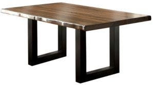 Lake Shasta Solid Wood Dining Table