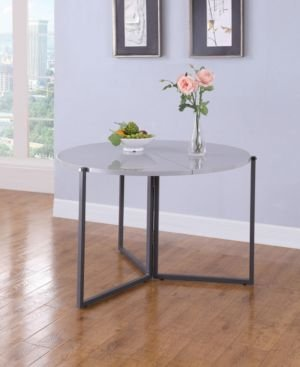 Round Foldaway Dining Table