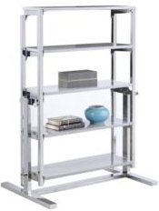 """32"""" Convertible Bookshelf and Dining Table"""