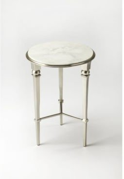 Butler Darrieux Round Marble Table