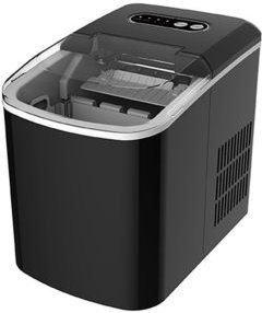 Portable 26 lbs Ice Maker with Ice Scoop
