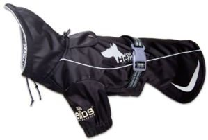 'Ice-Breaker' Extendable Hooded Dog Coat with Heat Reflective Tech