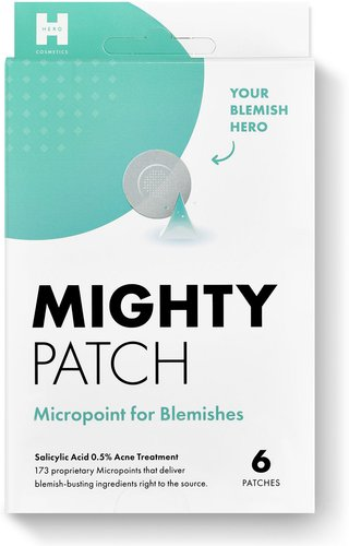Mighty Patch Micropoint for Blemishes, 6 Patches