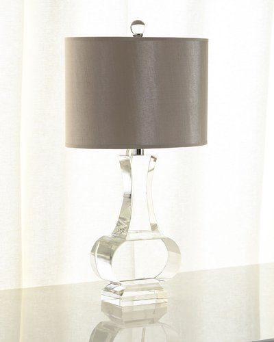 Chalette Crystal Table Lamp