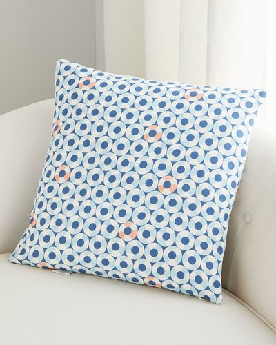 The Pool Floats Pillow