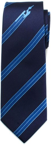 Star Trek Enterprise Flight Striped Tie