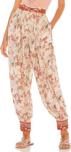Picnic Partay Pant in Beige. - size M (also in S,XS)