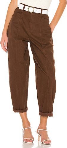 Marco Pant in Brown. - size L (also in M,S,XS)