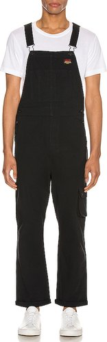 Hi-Ball Overall in Black. - size L (also in M)