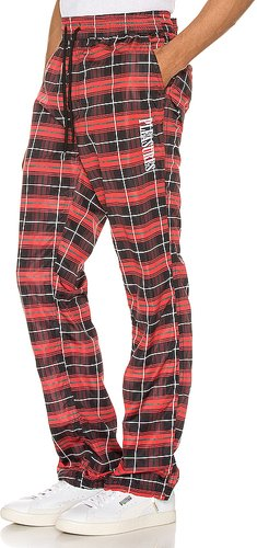 Wonder Track Pant in Red. - size S (also in L,M)