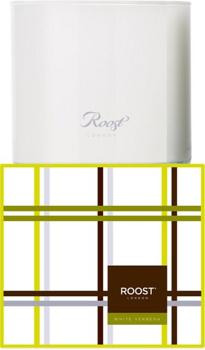 ROOST London by Bluewick Everyday White Verbena & Lemongrass Scented Candle