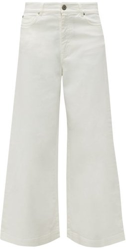 Ulrico Jeans - Womens - White