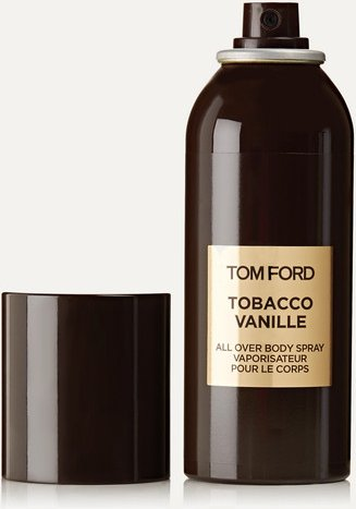 Tobacco Vanille All Over Body Spray, 150ml - Colorless