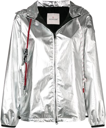 Mikael silver jacket