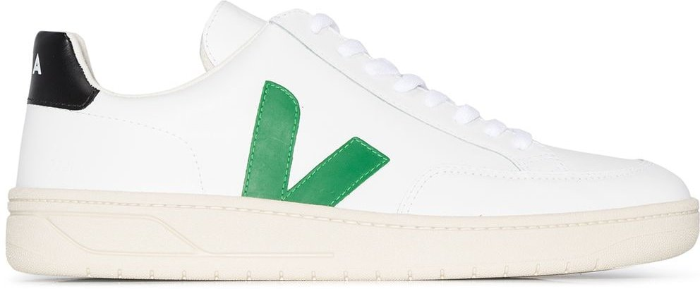 V-12 lace-up sneakers - White