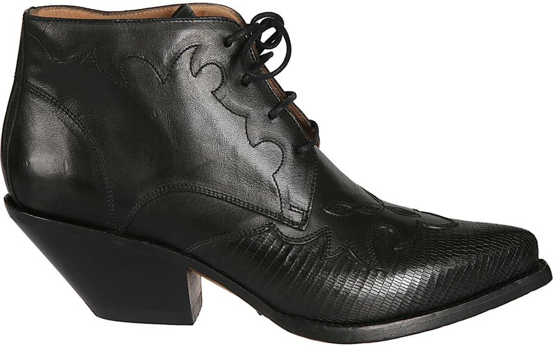 Elyse Lace-up Boots
