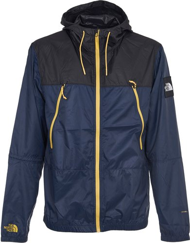 Black And Blue Mountain Jacket 1990