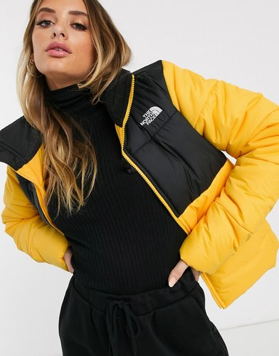 Saikuru jacket in yellow