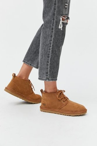 Neumel Chukka Boot - Brown 7. at Urban Outfitters