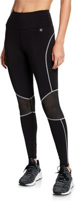 Parker Sportswear Leggings with Perforated Detailing