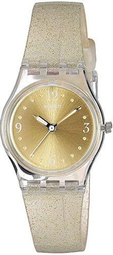 Golden Glistar Too - LK382 (Transparent) Watches