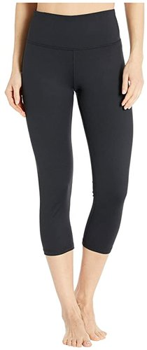 Greenlight Essential Capris (Black) Women's Casual Pants