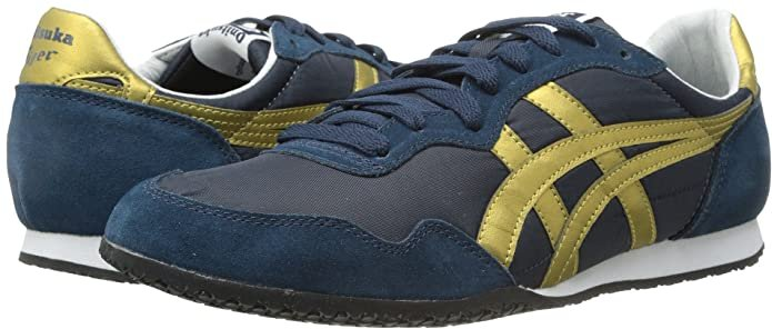 Serranotm (Navy/Gold) Classic Shoes