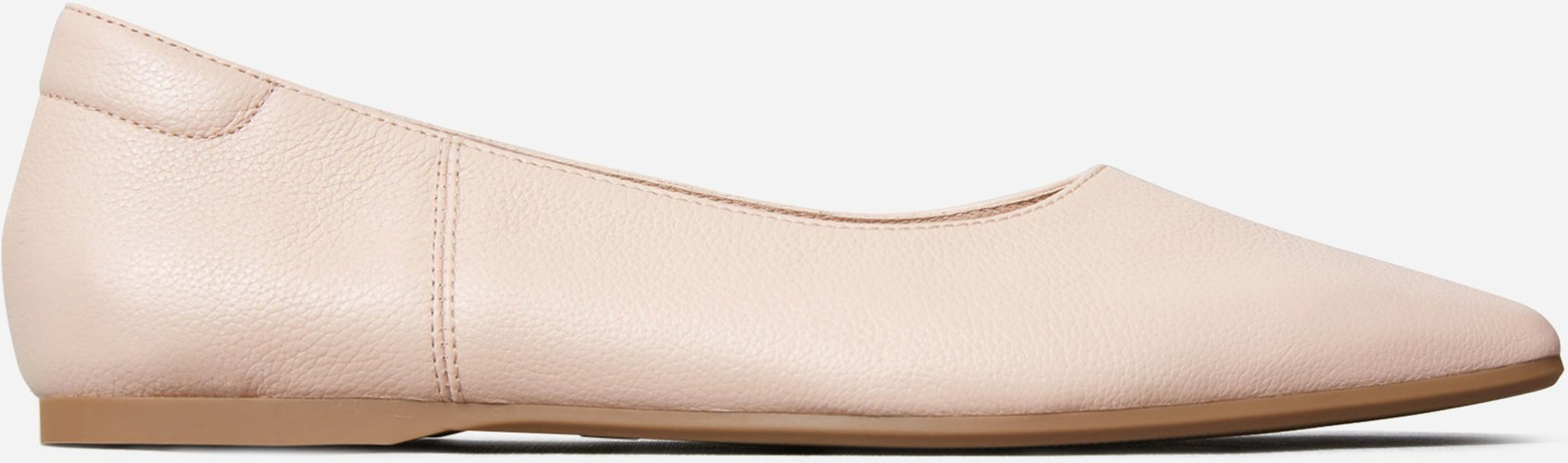 Tapered Ballet Flat by Everlane in Cavern Pink, Size 8.5