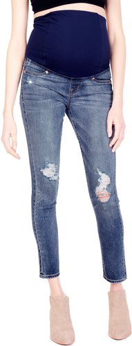Ingrid & Isabel Sasha Maternity Skinny Jeans With Crossover Panel(TM)
