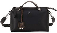 By The Way FF Leather Satchel Bag