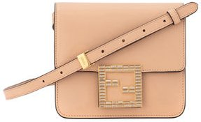 Fab Leather Crossbody Bag
