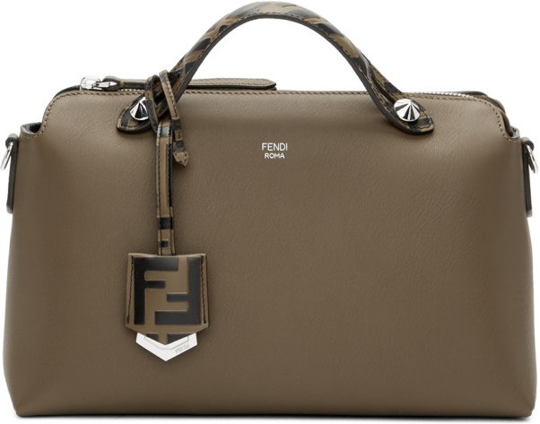 Brown By The Way Bag