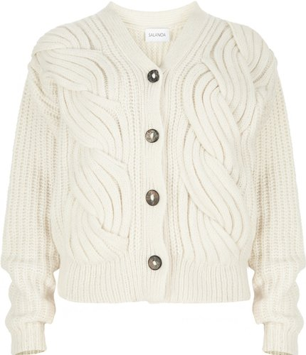Popa Cardigan - Off White